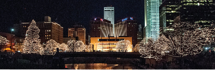 Omaha S Holiday Lights Festival