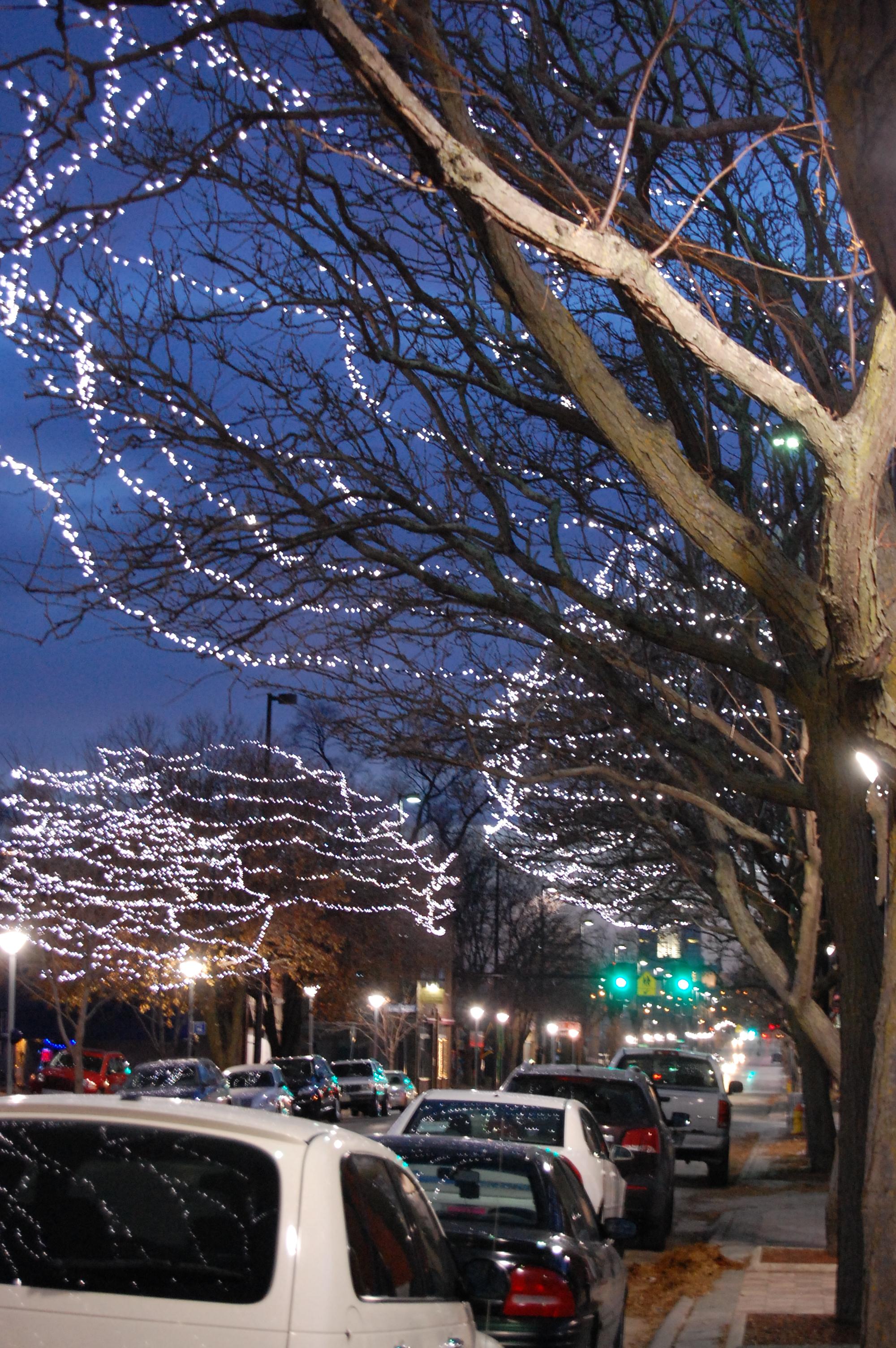 North Omaha Lights